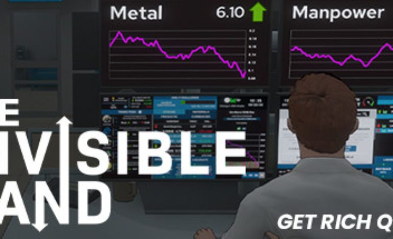 Stock Market Simulator, The Invisible Hand, Coming to PC Next Month