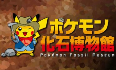 Pokémon Fossil Exhibition Coming to Japan This Summer