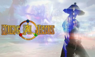 Psychedelic Beat 'Em Up: Kung Fu Jesus, Launches On Steam
