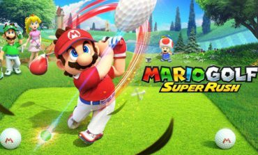 New Mario Golf: Super Rush Trailer Showcases Roster, Game Modes, Controls, & Courses