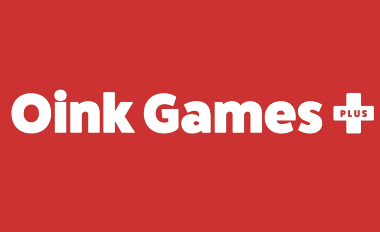 Board Game Collection, Oink Games +, Kickstarter Launched