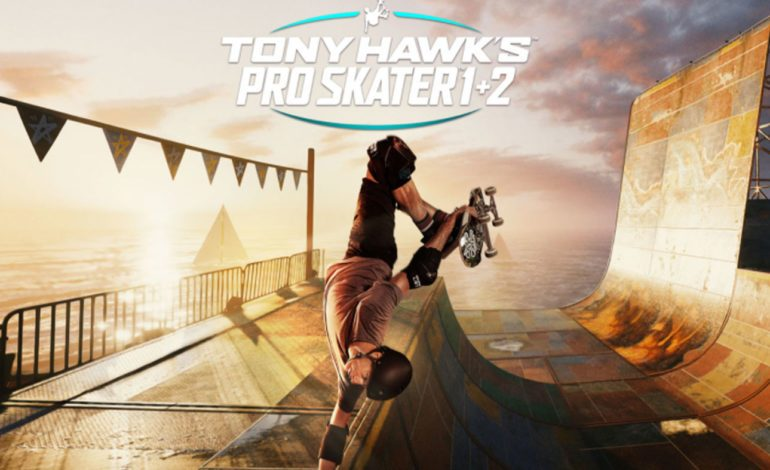 Tony Hawk's Pro Skater 1+2 Is Coming To Nintendo Switch On June 25