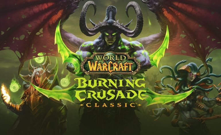 World of Warcraft: Burning Crusade Classic Launches June 1, Will Introduce New Transfer Feature