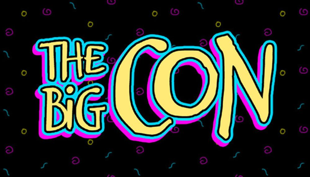 90s Comedy Game, The Big Con, Coming this Summer