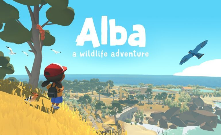 Alba: A Wildlife Adventure is coming to Nintendo Switch