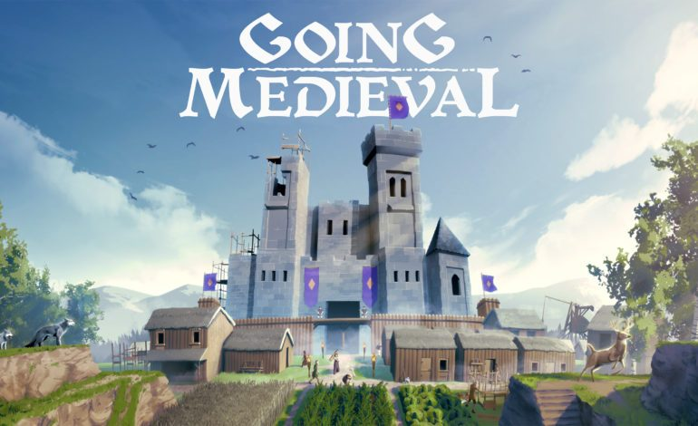 Going Medieval Goes Early Access On PC