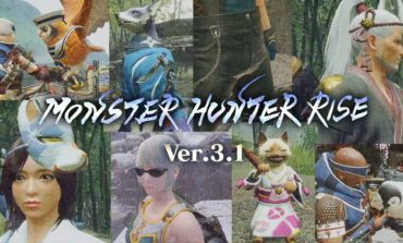 Update 3.1 Launches in Monster Hunter: Rise