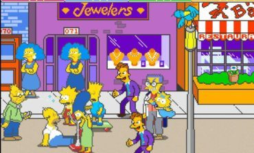 Simpsons Arcade Game Re-release Announced