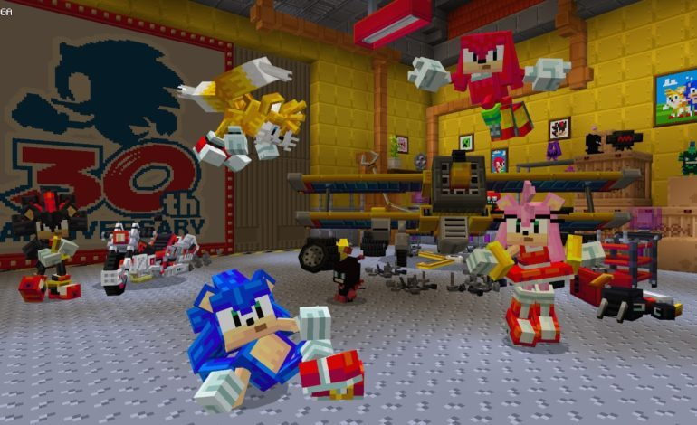 Minecraft DLC, Full Symphony released for Sonic's 30th Anniversary
