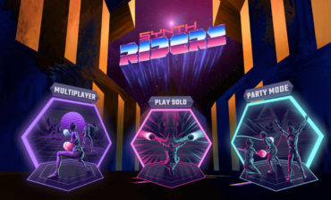 VR Rhythm Game Synth Riders is Coming to PSVR on July 27