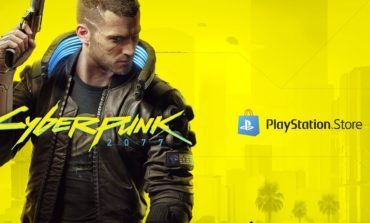 Cyberpunk 2077 Returns to PlayStation Store With PS4 Warning