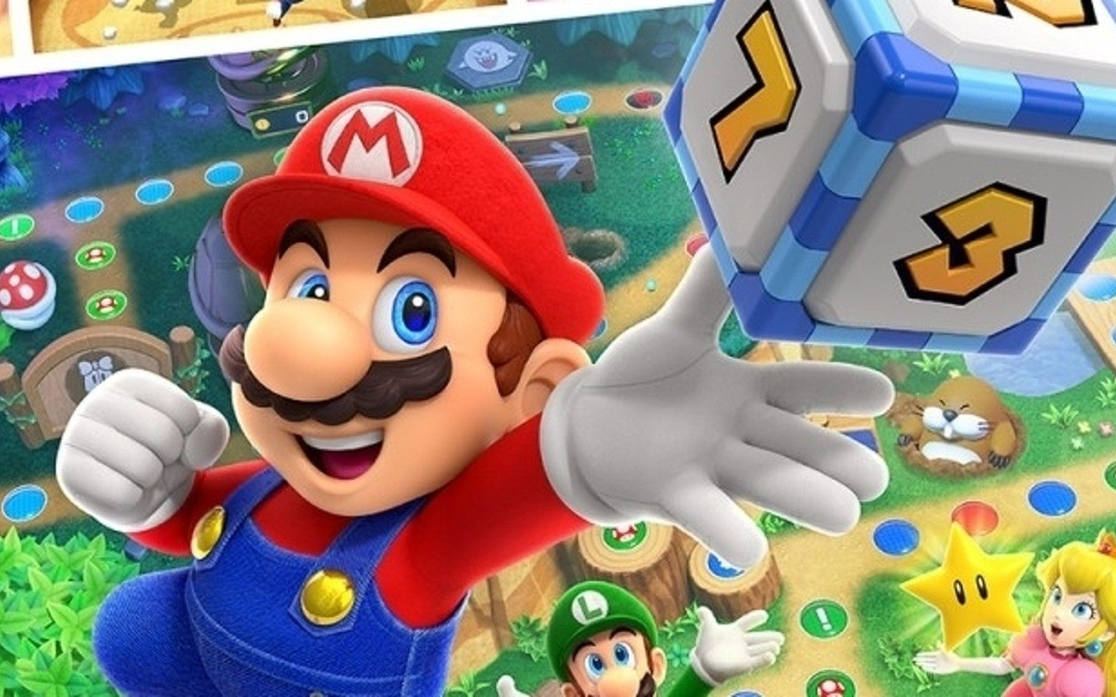 E3 2021: Mario Party Superstars to Feature Classic Maps and Online Play