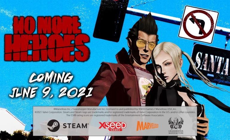 No More Heroes 1 and 2 Announced for PC, Launches Next Week
