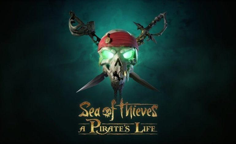 Sea of Thieves' New Expansion Adds Jack Sparrow to your Crew