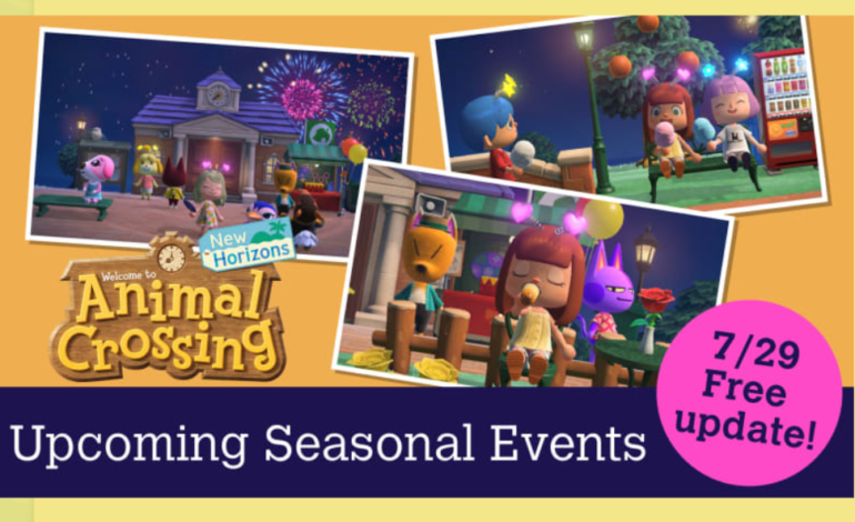 Animal Crossing: New Horizons' Summer Update, And Possibly More To Come