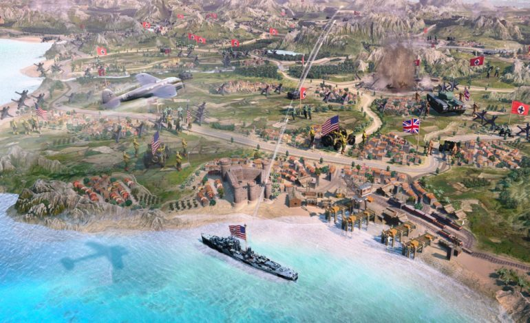 Company of Heroes 3 Gives A Preview Of What's To Come In 2022