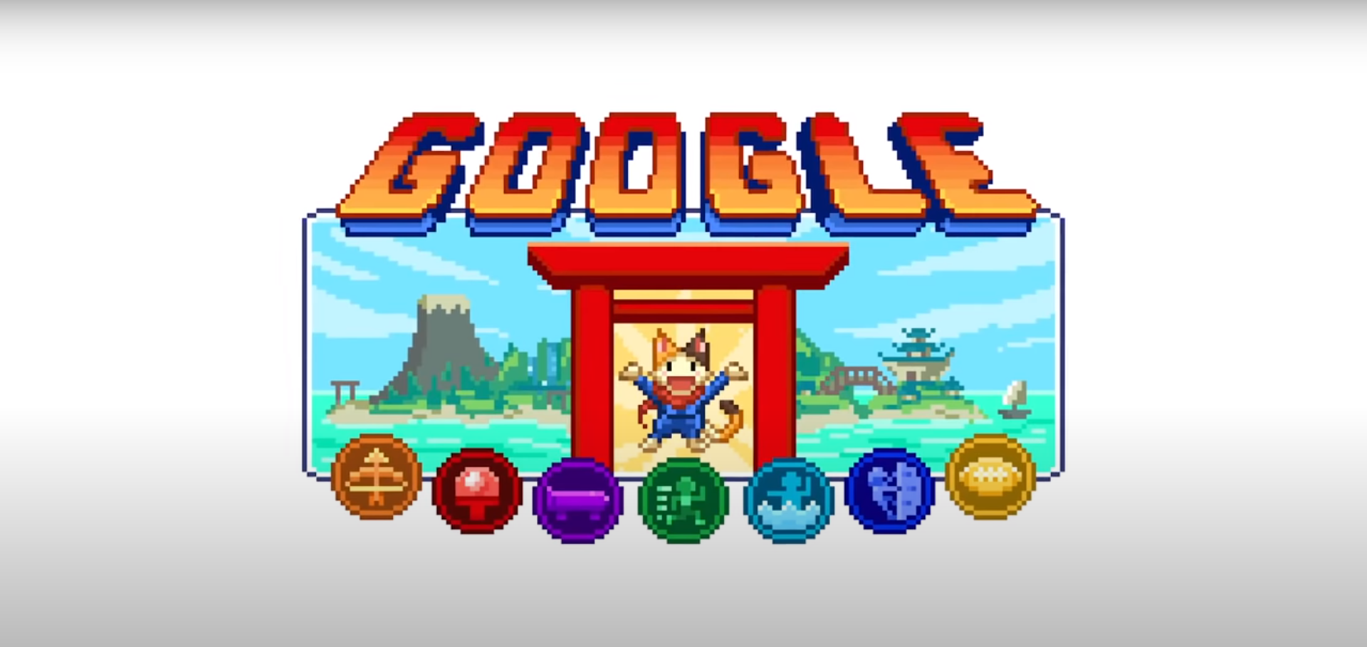 New Google Doodle Is A JRPG Video Game: Doodle Champion Island Games