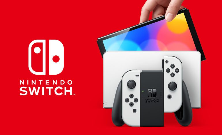 New Nintendo Switch Model Announced Featuring a Bigger OLED Display