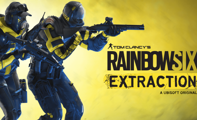 Rainbow Six Extraction Delayed Until January 2022