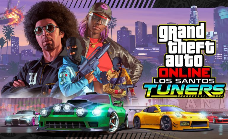 GTA Online: Los Santos Tuners Now Available