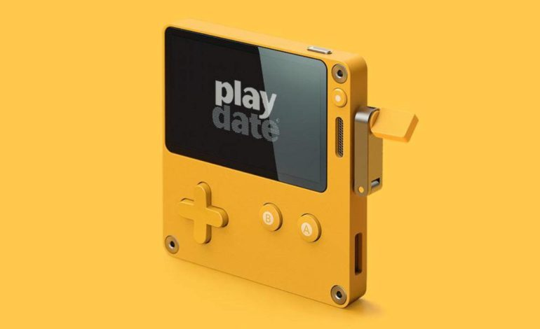 Panic's Playdate Handheld Available For Preorder July 29