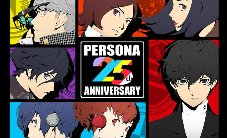 Persona 25th Anniversary Website Launches Teasing 7 New Projects