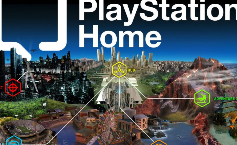 Sony Renews PlayStation Home Trademark for the Second Time This Year