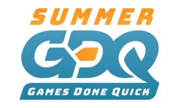 Summer Games Done Quick 2021 Raises Nearly $3 Million