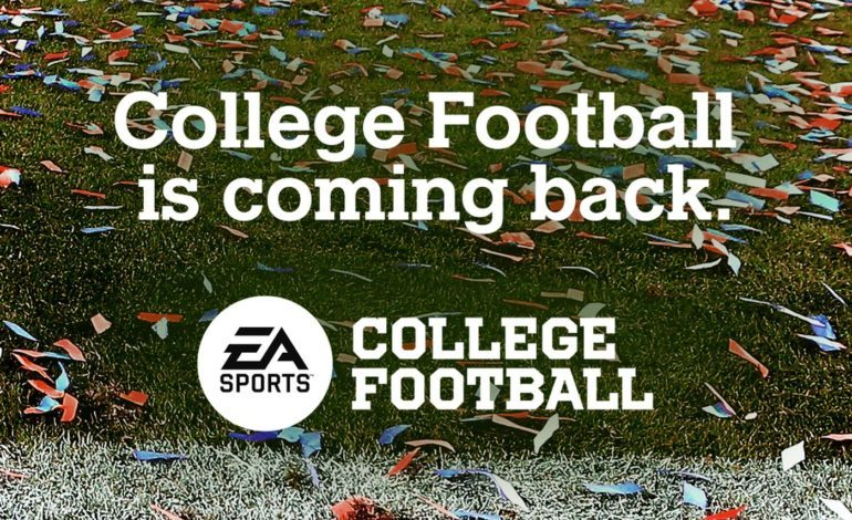 EA To Consider Adding Real-Life Athletes Into Next NCAA Video Game