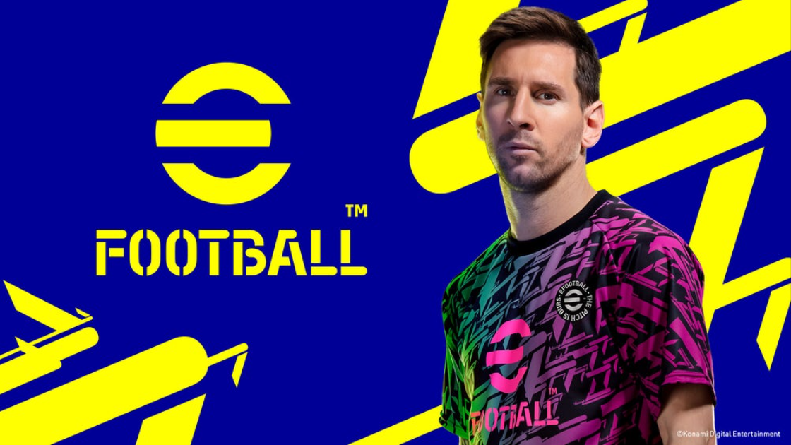 eFootball: The New Free-To-Play Version Of PES