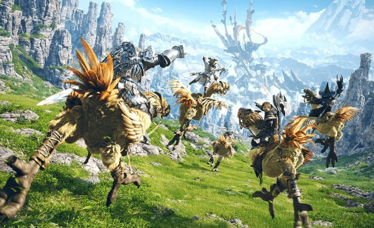 Final Fantasy XIV Breaks its Own Concurrent Playerbase Record on Steam