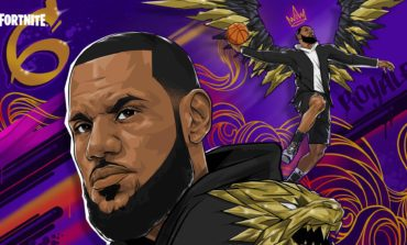 Yes, You Heard Right. LeBron James Is Coming To Fortnite.