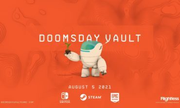 Beloved Indie Game, Doomsday Vault, Launching on PC and Nintendo Switch