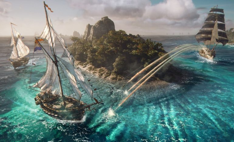 Skull and Bones Finally Enters Alpha After Eight Years of Development