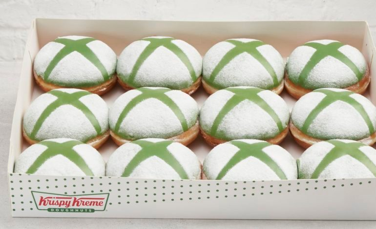 Krispy Kreme to Offer Official Xbox Donuts in Honor of 20th Anniversary