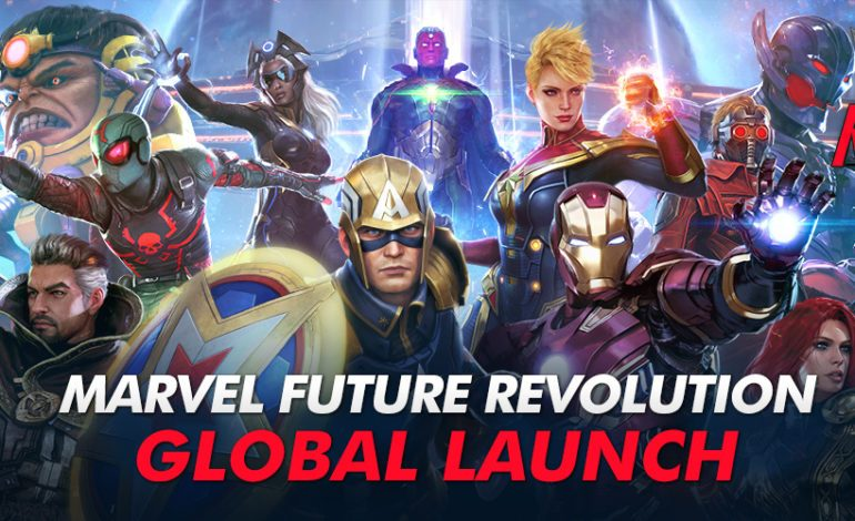 Hit New Mobile Game: MARVEL Future Revolution Launches Globally