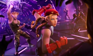 Street Fighter's Cammy And Guile Coming To Fortnite In August