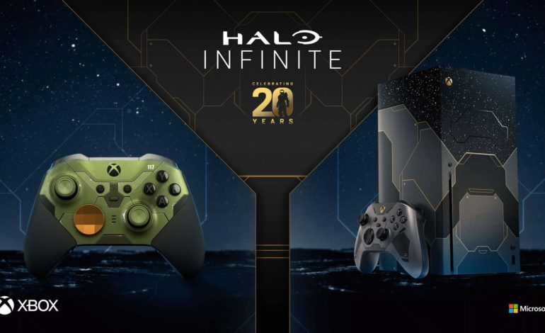Halo Infinite Release Date, 20th Anniversary Limited Edition Hardware Revealed