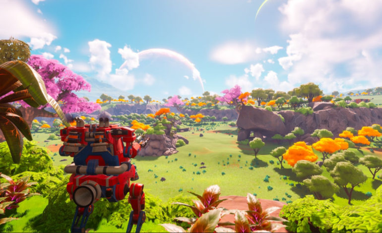 Lightyear Frontier: The Upcoming Mech-Based Farming Simulator In Space