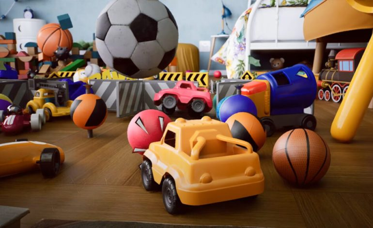 Vroom! A Toy Car Battle Royale Game Coming In 2022