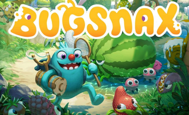 Bugsnax, An Independent Adventure Game, Coming To Steam In 2022
