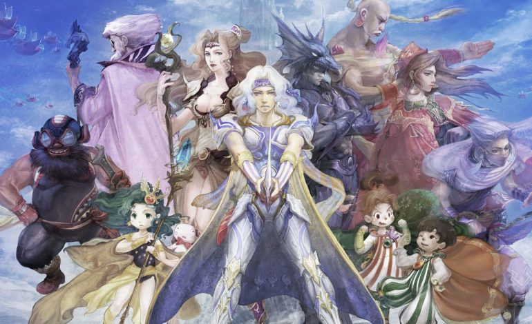 Square Enix Announces Release Date for Pixel Remaster of Final Fantasy IV