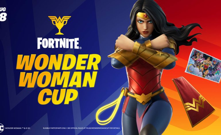 Wonder Woman Coming to Fortnite to Enrich DC Crossover