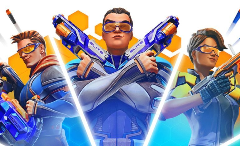 Nerf: Legends, A First-Person Shooter Game, Coming This October