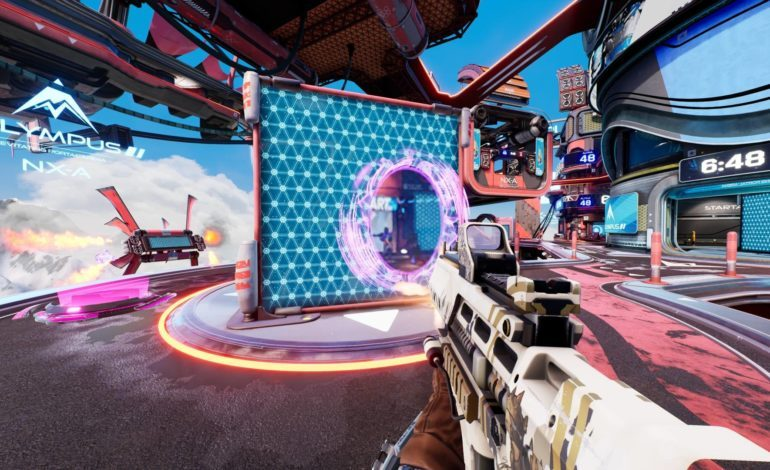 Splitgate Announces Indefinite Delay for Release of Game
