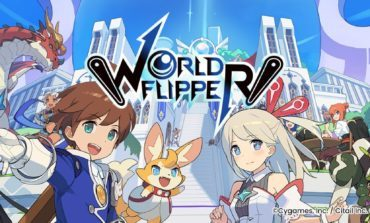 World Flipper Pinball RPG Mobile Game Now Globally Available on App Store and Google Play