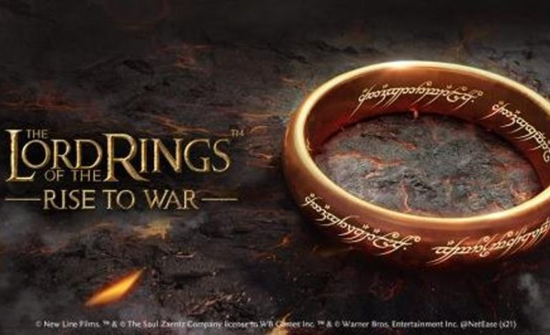 Pre-registration is now open for the new LOTR mobile game: Rise to War
