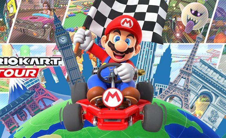 Mario Kart Tour On Mobile Has Turned Two!