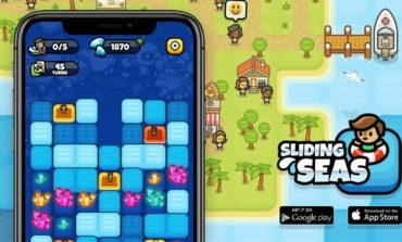 New Mobile Game Sliding Seas Hits Stores this Week