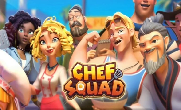 New Cooking Mobile Game, Chef Squad, is Now Available on Android for Early Access Only